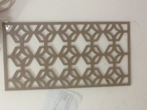 Jasa CNC Router  Acrylic ornament