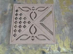 Jasa CNC Router  Ornament
